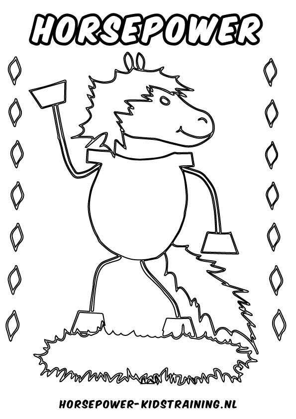 tekening-horsepowerkids